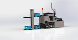 Inyectora de plastico (lego)- Injection Molding