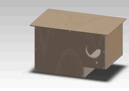 Nestkast tropische vogels | Birdhouse