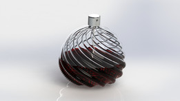 Perfume bottle Tutorial - SolidWorks Surface Modelling
