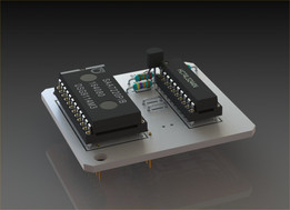 Daughter board for CD player or DAC