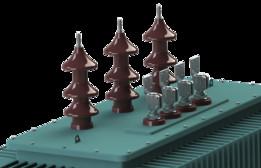 Transformateur de tension 250kVA, 30/0.4 kV