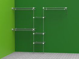 Modern Organizer - Closet Basico