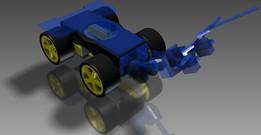 Mobile Robo Gripper
