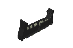 34 (2x17) Pin IDC Header Shrouded Latching