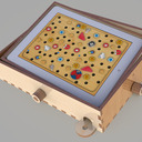 Wooden Labyrinth for iPad
