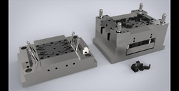 Clips Injection Mold