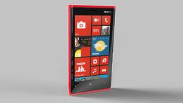 Nokia Lumia 920 without 100% scale naked edge