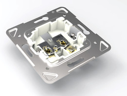 230V socket
