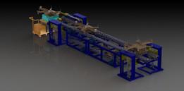 Engine Transfer Conveyor