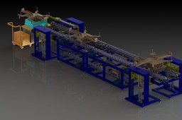 Engine Transfer Conveyor