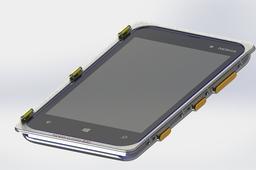 Nokialumia 820 Waterproof Hull