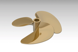 propeller for boat and ship