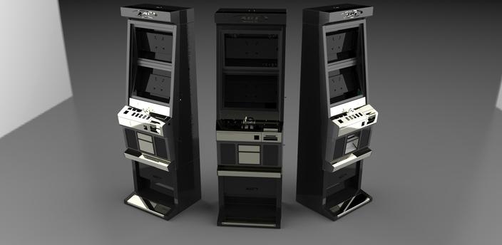 Slot machine autocad
