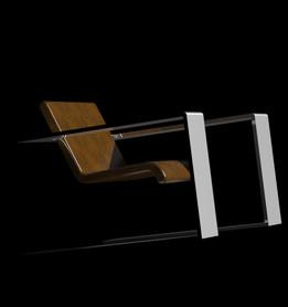 Minimalistic chair