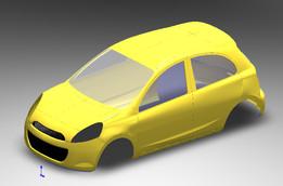 Nissan Micra My Design