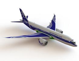 Avião Boeing 787
