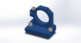39mm Motor Clamp Assembly