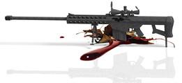 Rifle M82A1