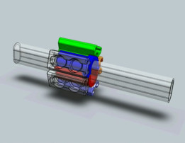 NASA Handrail Clamp - V6 (updated)