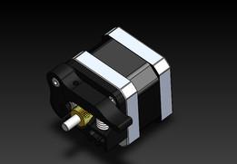 MK9 Spring Loaded Direct 1.75mm Filament Driver