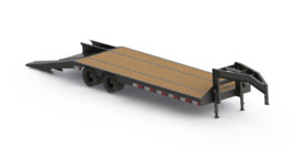 BIG TEX 22GN 25+5 Gooseneck trailer