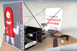 GrabCAD Trade Show Exhibit