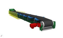 600mm Trough Conveyor