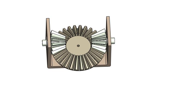 Clock Gear Box