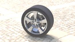 BumbleBee Wheel