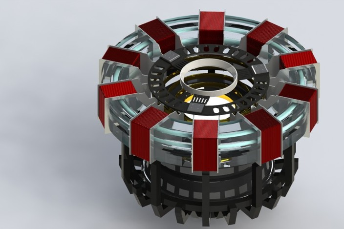 Iron Man Arc Reactor Ring Iron Man Arc Reactor mk 2