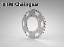 Chaingear - 36 teeth, Motorcycle