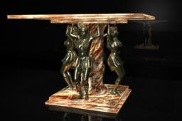 Greek Goddess Table