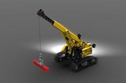 LEGO Technic #9391 Mini Crane (2012)
