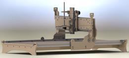 CNC Machine 3 Axes