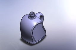detergent bottle without table