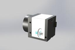 IDS uEye UI-2410SE-M-GL CCD Industrial Camera