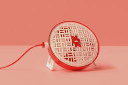 Herb Portable Fan Design