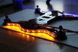 ZMR250 LED Bumer Mod.
