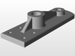 Simple Objects Autodesk Inventor