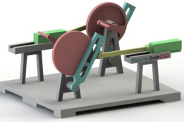 Mechanism Of Slider and Roller