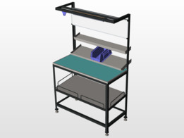 Assembly Cum Working Table