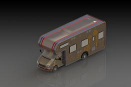 camper - Recent models | 3D CAD Model Collection | GrabCAD Community
