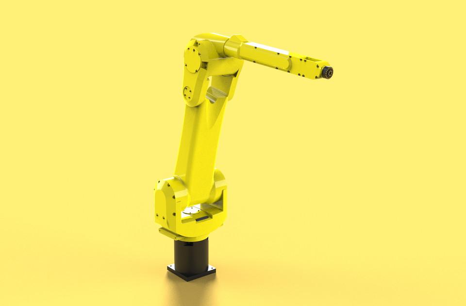 Robotic Arm - Manipulator - FANUC M-20iB Industrial Robot