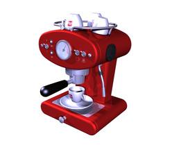Illy coffee espresso machine