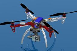 DJI F450 Quadcopter Drone