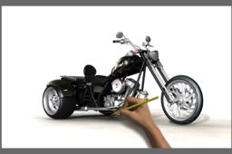 FXR Trike