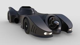 Batmobile 1989