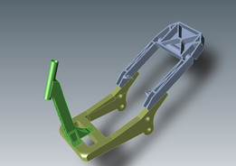 scooter chassis