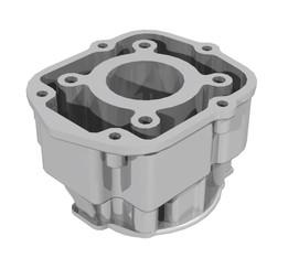 49cc Motorcycle Engine