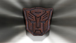 Transformers AutoBot Faction Insignia